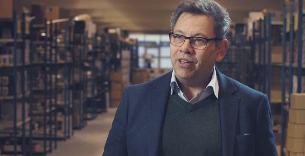 Breakit - Nu säljer han sitt livsverk Design Online för 175 miljoner kronor