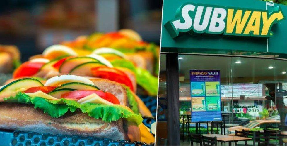 Svenska Subway-restaurangerna får fortsätta rekonstruktionen