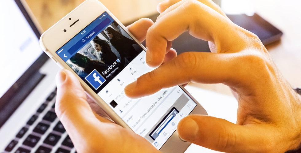 Hela listan: Så går det för Sveriges 20 största sajter på Facebook
