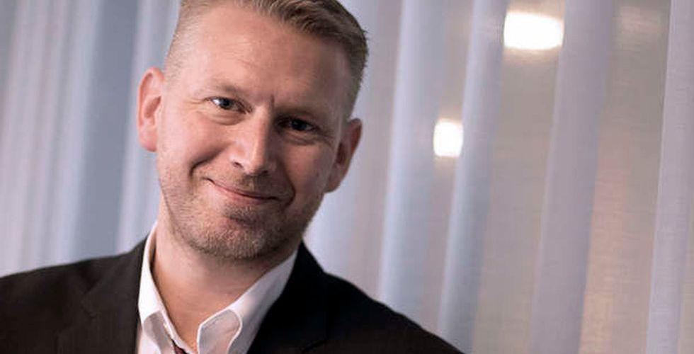 Breakit - Tidigare Tesla-chefen Peter Carlsson kliver in i Fingerprint