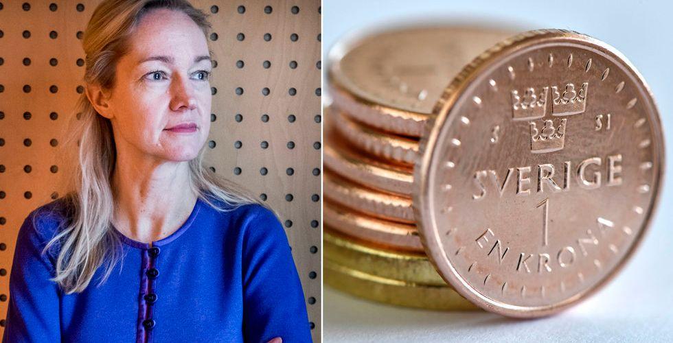 Breakit - Riksbanken överväger e-krona – kan bli utmanare till bitcoin