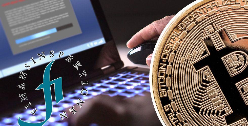 Finansinspektionen varnar för bitcoin-bedrägerier