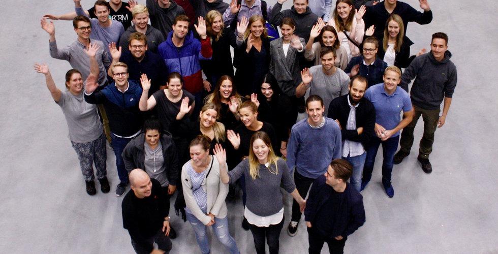 Nu bygger svenska kökssajten Kitchentime robotlager – investerar 30 miljoner