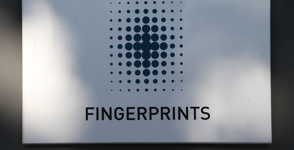 Breakit - Efter anhållningarna – nu dyker Fingerprint på börsen