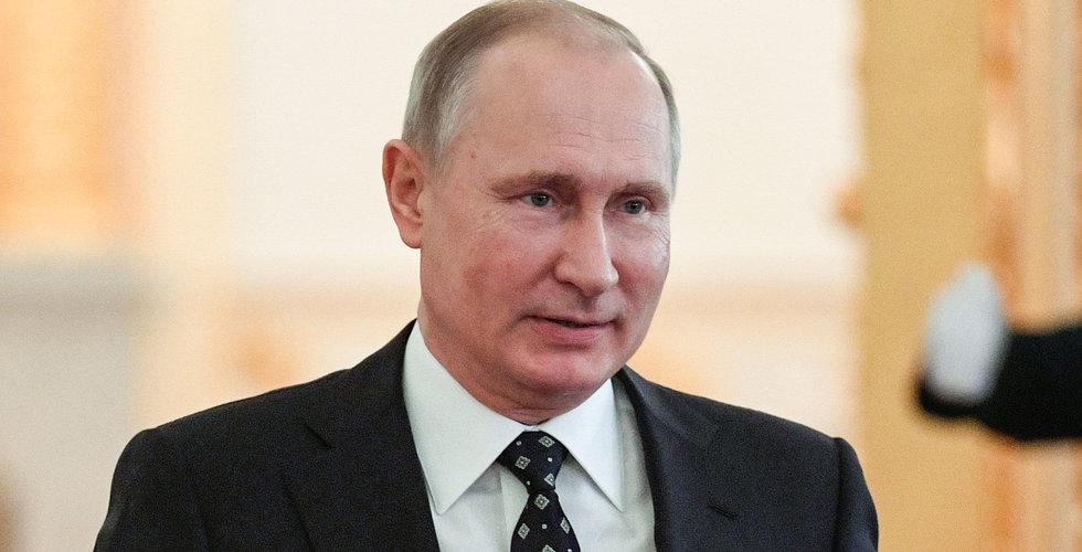 Breakit - Ryssland kan komma att lansera kryptorubel