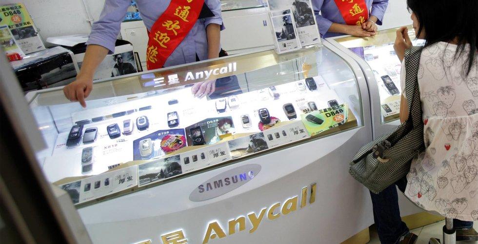 Breakit - Svagare intresse för kinesiska mobiler