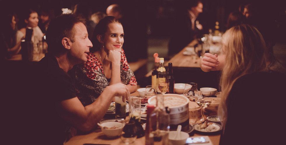 Avenyfamiljen blir först i Sverige med digital dricks