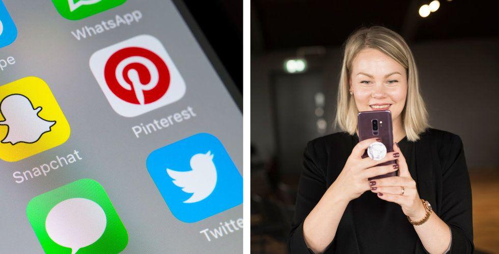 """Därför kan Pinterest bli en guldgruva: """"Köpstarka och köpvilliga användare"""""""