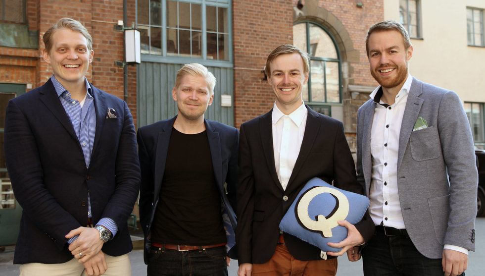 FEO Media lanserar nytt spel - företagsversion av Quizkampen