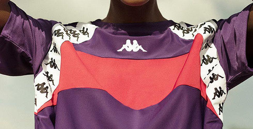 Sportklädesmärket Kappa startar e-handel i Sverige