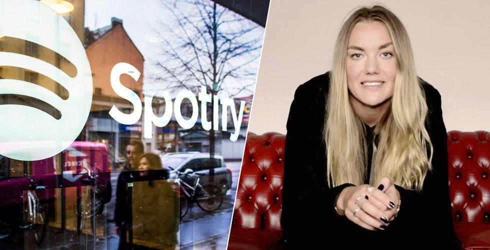 Breakit - H&M värvar Malin Cumzelius från streamingjätten Spotify