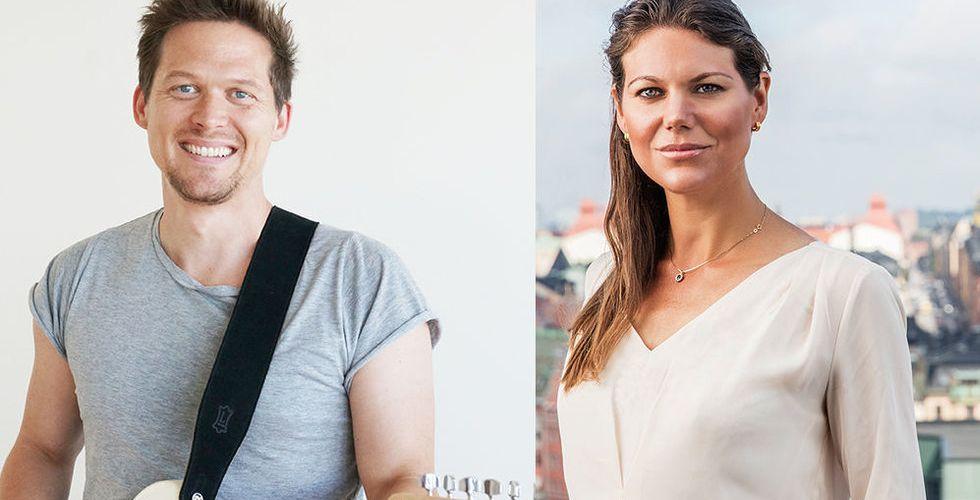 Breakit - Musik-startup får in 50 miljoner - tidigare Spotify-stjärna investerar