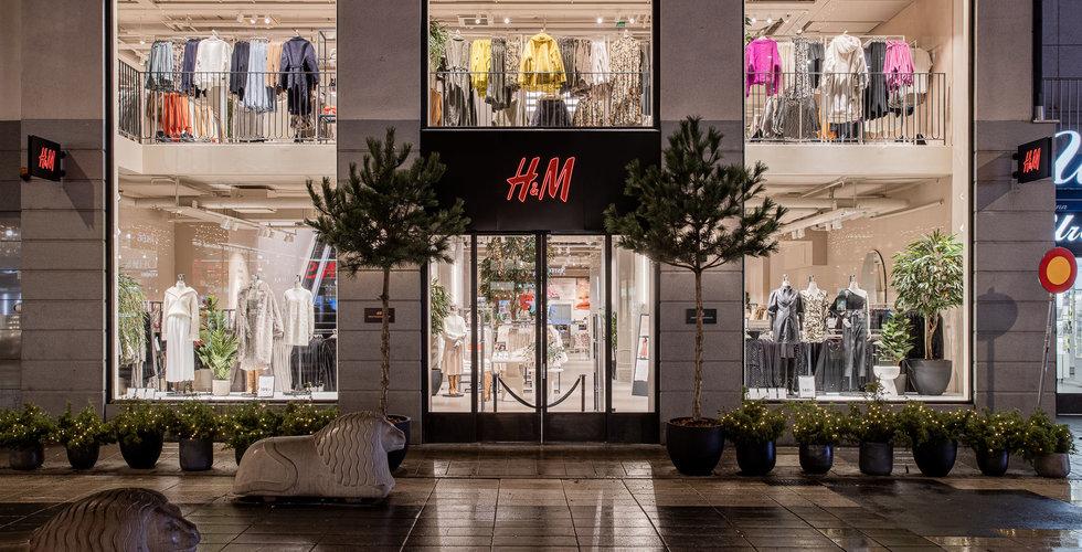 H&M har återöppnat ytterligare 150 butiker