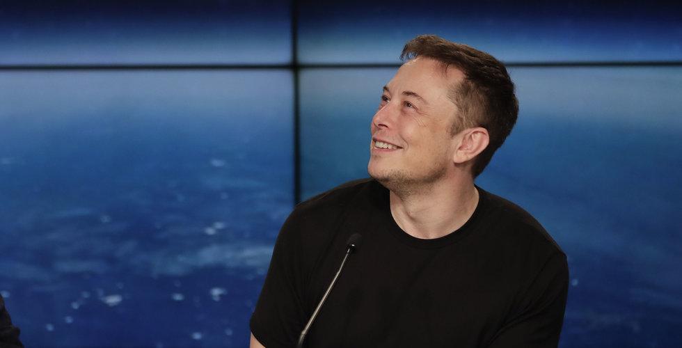 SpaceX på gång att ta in över 4 miljarder kronor