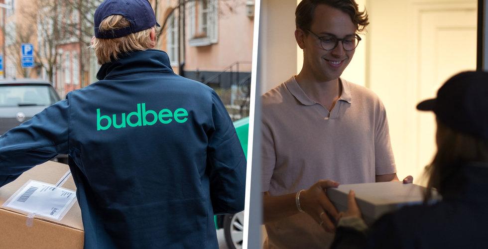 Budbee expanderar kraftigt – drar igång i 63 nya svenska städer