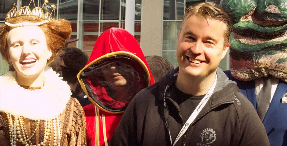 Succé-vd:n Fredrik Wester chocksänker egna lönen – till en krona om året