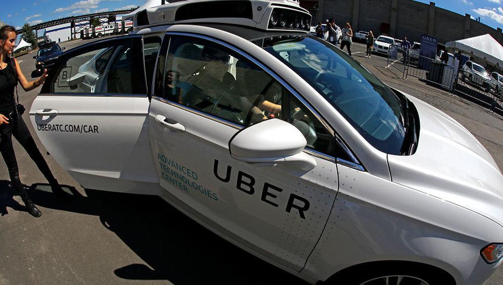 Breakit - Nya uppgifter: 648 Uber-förare fast i Skatteverkets granskning
