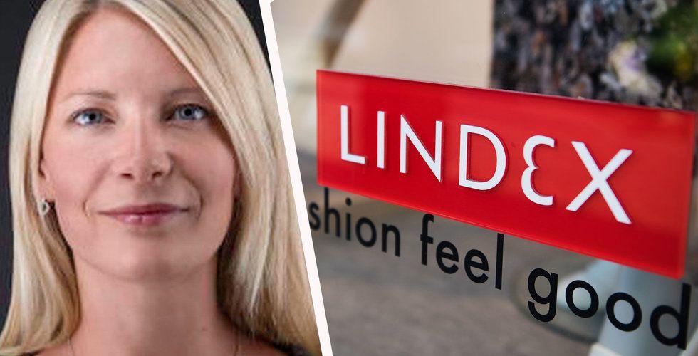 E-handeln exploderar för Lindex – men butikerna blöder