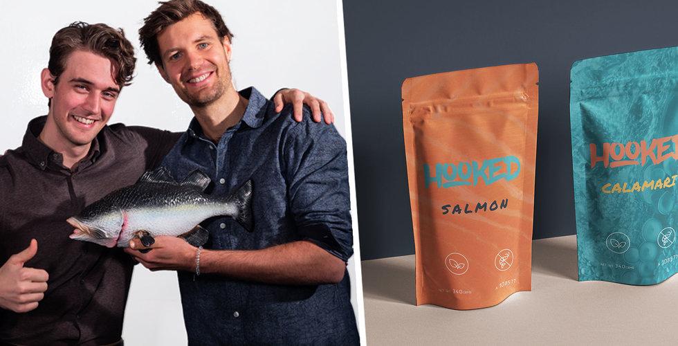 """Hooked vill ta över världen – med fuskfisk: """"Odlingarna är maxade till gränsen"""""""