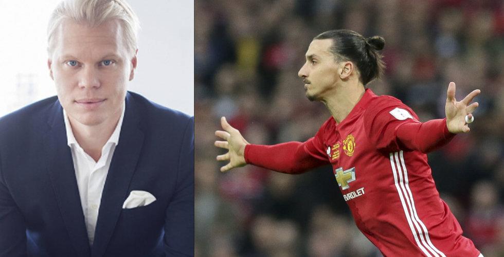 Svenskarnas spelbolag tecknar avtal med Zlatan Ibrahimovic