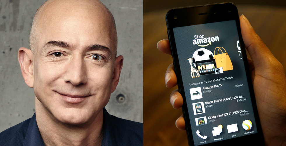 """Breakit - Amazon tar klivet in i Sverige – profilerna vittnar om """"säkra källor"""""""