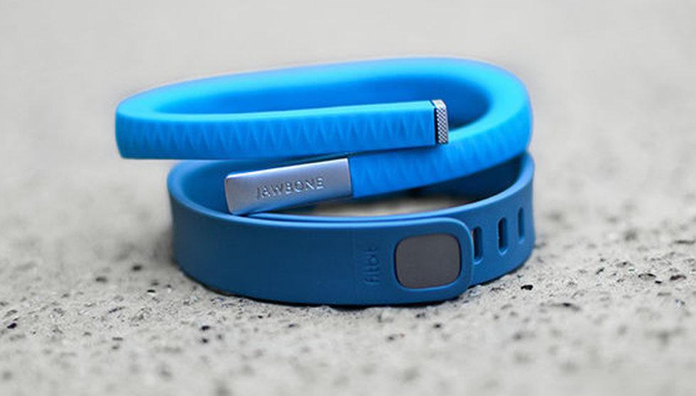 Breakit - Fitnessarmbandsbolaget Jawbone sägs ha tagit in jättesumma