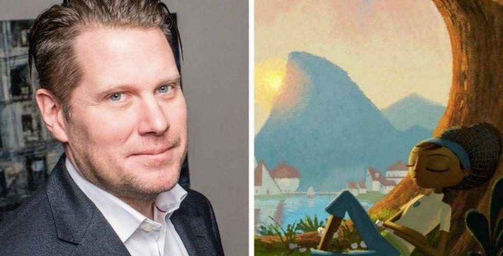 Embracer etablerar nya studion Nine Rocks Games i Slovakien