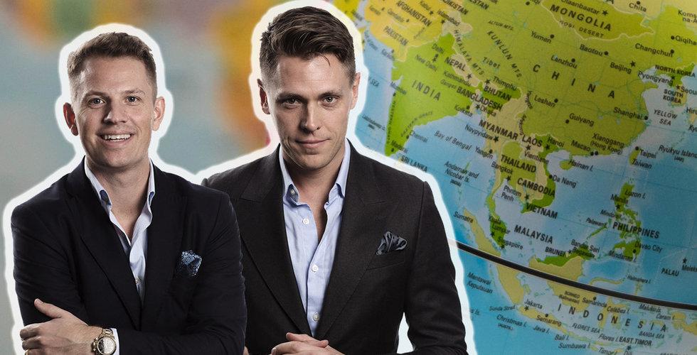 Sålde sin startup till tyska Burda – nu tar svenskarna över en hel kontinent