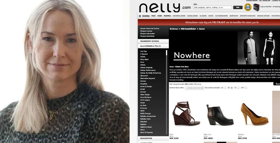 Nelly anställer ny försäljnings- och marknadsföringschef