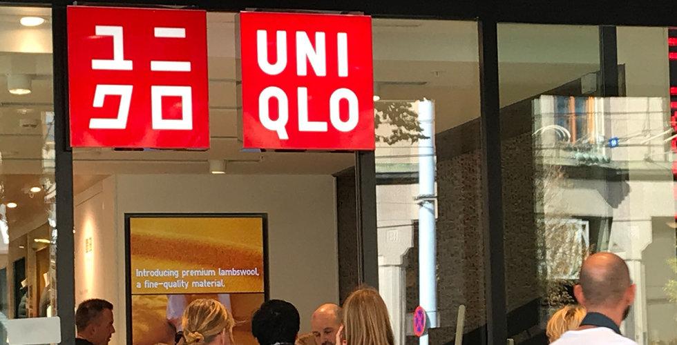 Uniqlos ägare investerar miljarder i robotiserade lager