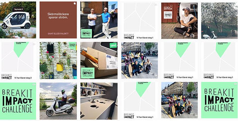 Stor impact-fest på Norrsken ikväll – följ allt på vår Instagram