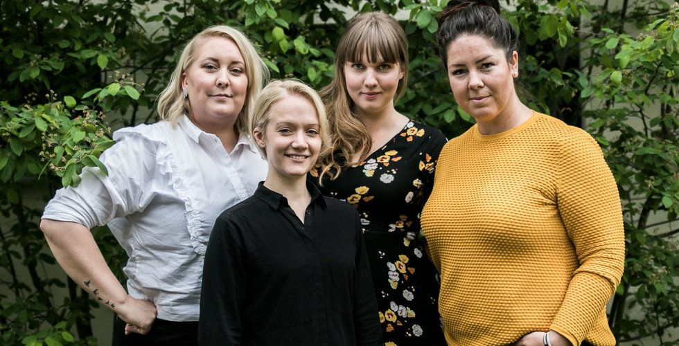 Breakit - Paulina Gunnardo blir ny ordförande i Influencers of Sweden