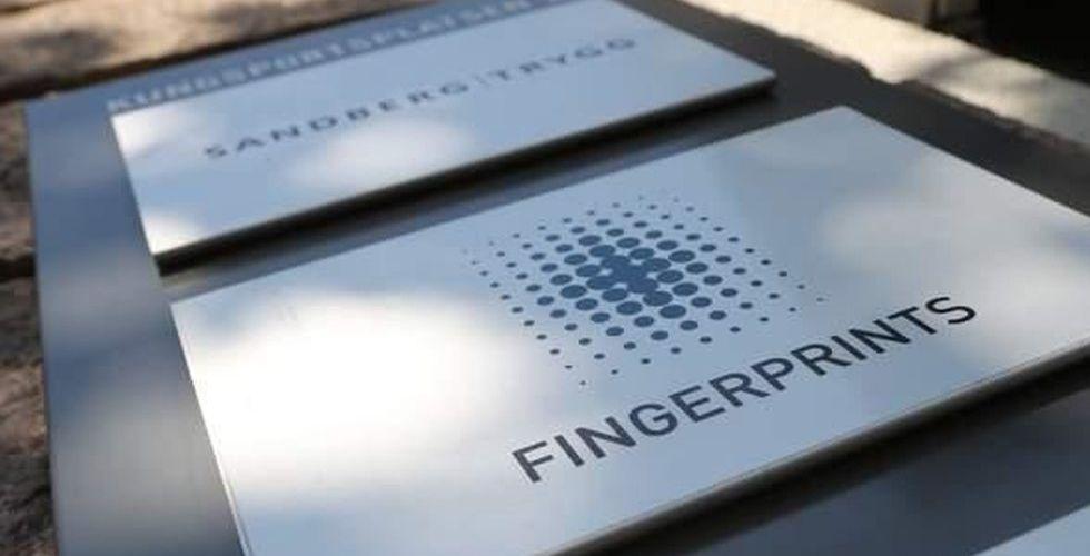 Breakit -  Bakslag för Fingerprint – flaggar för lägre försäljning än väntat
