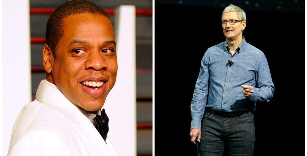 Apple Music kan sluka Jay-Z:s bolag - förhandlingar pågår