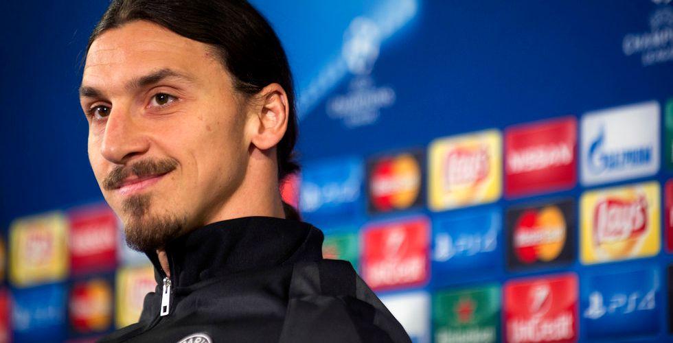 Breakit - Mål, mål och ännu flera mål – nu hyllas Ibrahimovic med egen sajt