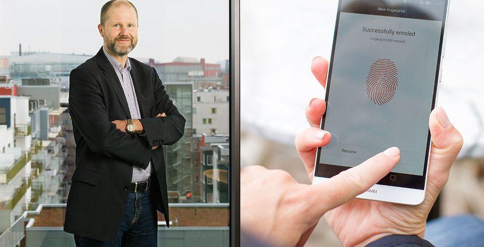 Breakit - Fingerprint-chefen slår tillbaka mot ryktena om en ny utmanare