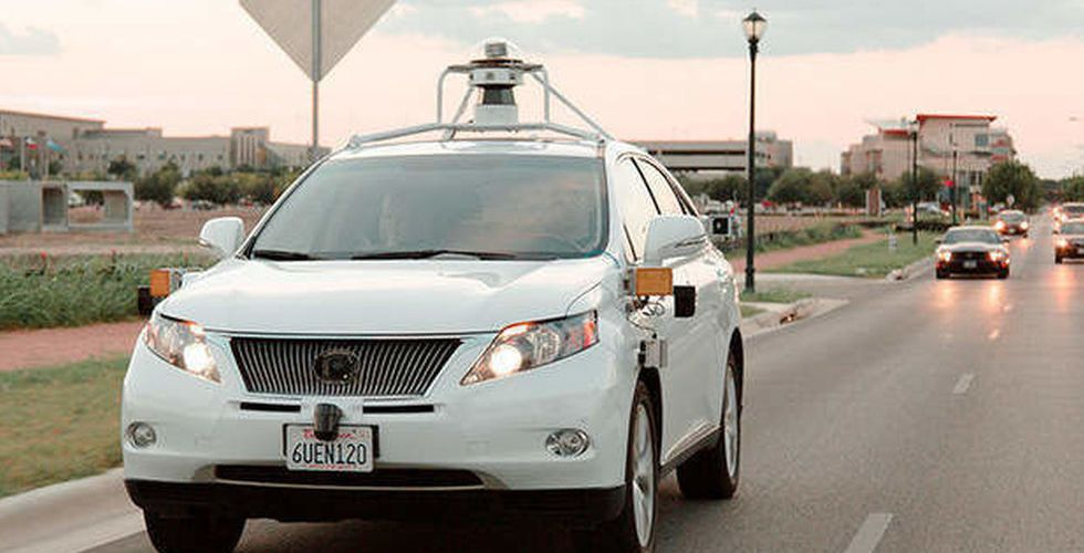 Zoox utmanar jättarna i racet mot självkörande bilar