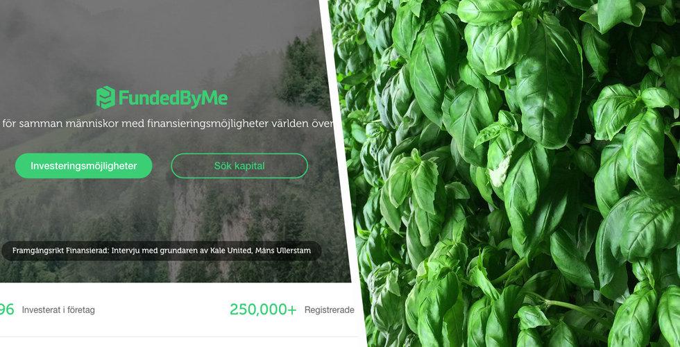 Plantagon tog in flera miljoner i crowdfunding – sätts i konkurs