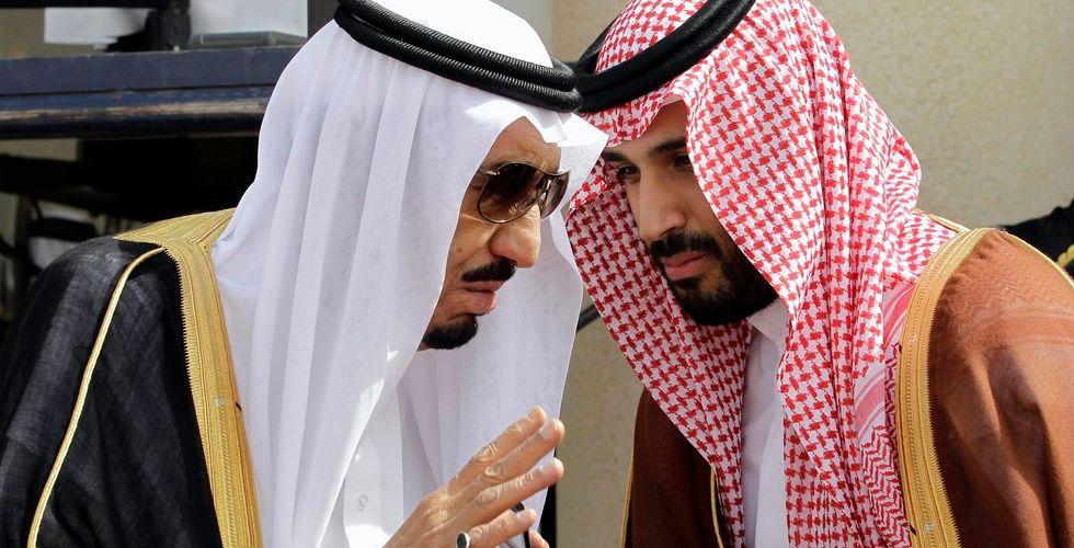 Breakit - Saudiarabien ska shoppa nya techbolag - för 880 miljarder