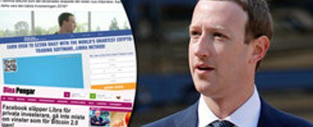 Libra Method: Ny Facebook-bluff utnyttjar Mark Zuckerberg