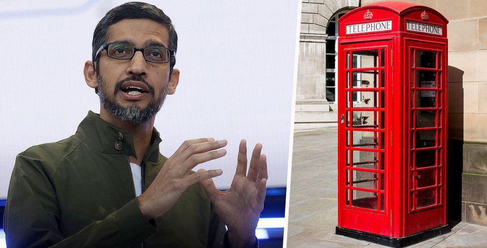 Storbritannien inför digital skatt 2020
