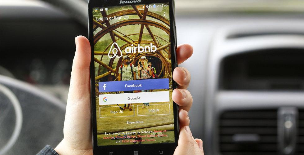 Airbnb går mot vinst – plockar in Amex-veteran i styrelsen