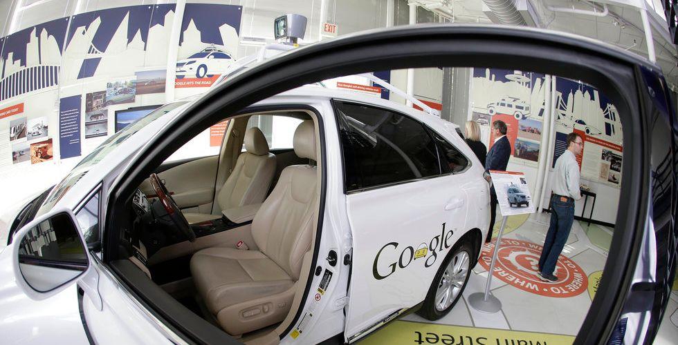 Breakit - Ny rapport: Så många olyckor stoppar självstyrande bilar