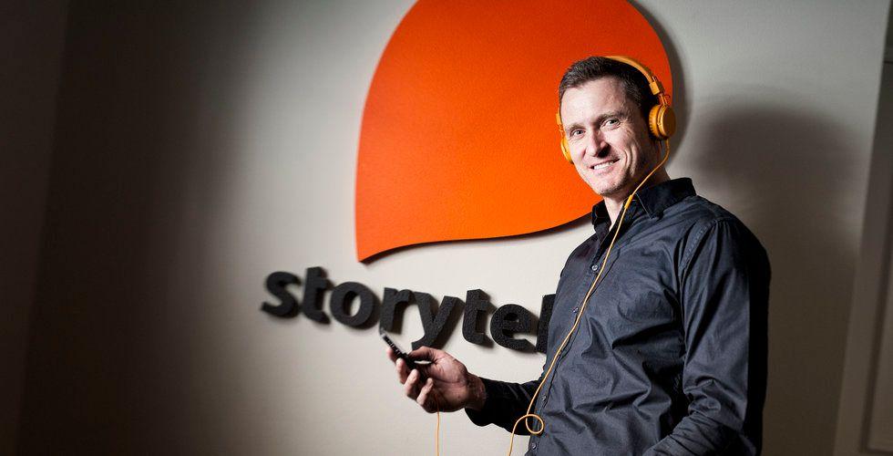 """Jonas Tellander: """"Varje land i världen är en tänkbar Storytel-marknad"""""""