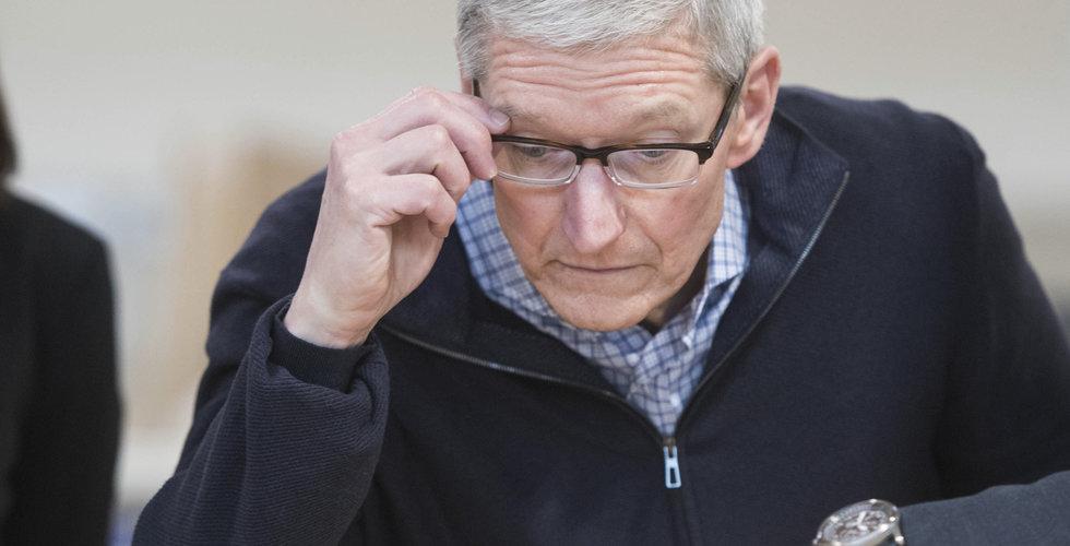 Breakit - Företag stämmer Apple och Visa för patentintrång inom betalteknik