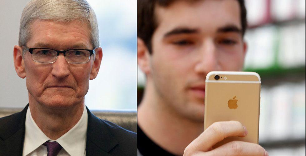 """Breakit - Visar din Iphone """"No Service""""? – Här är Apples förklaring och lösning"""
