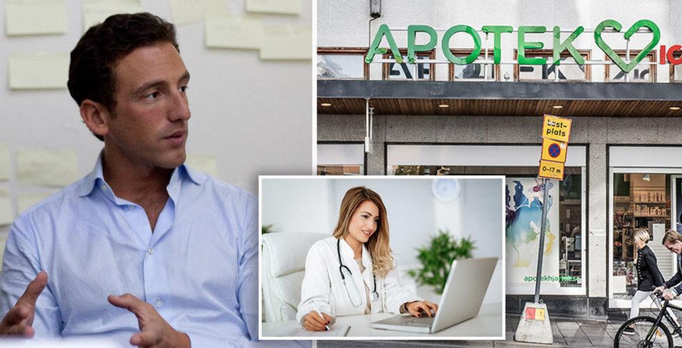 Affären i hamn – Ica har slutfört investeringen i Min Doktor