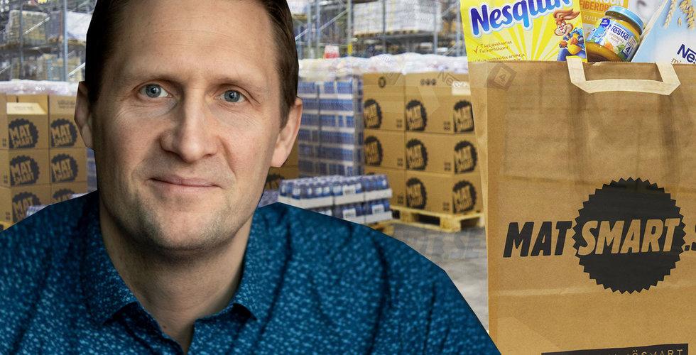 Matsmart nosar på lönsamhet – nu avslöjar grundaren varför modellen är en framgång