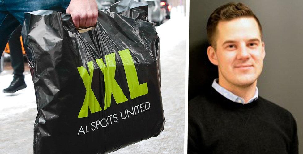 Robot ska lämna ut paket hos XXL