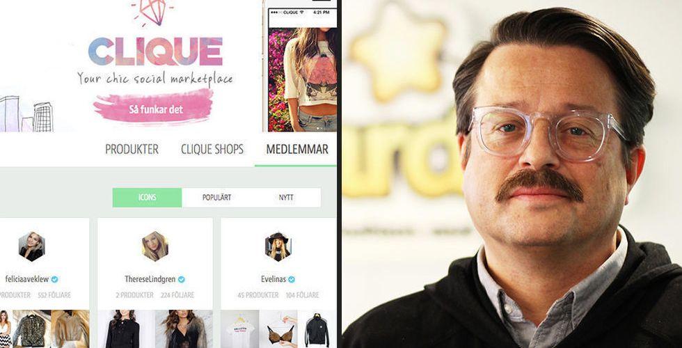 Stardoll blir e-handlare – tar hjälp av kändisar för att sälja kläder